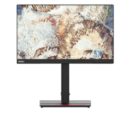 "Monitor LED 22"" Lenovo ThinkVision T22i-20 czarny"