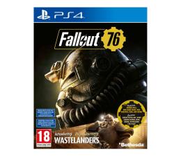 Gra na PlayStation 4 PlayStation Fallout 76: Wastelanders