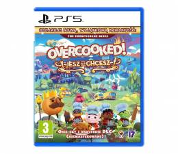 Gra na PlayStation 5 PlayStation Overcooked: Jesz ile chcesz