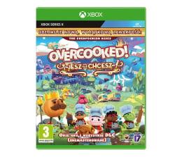Gra na Xbox Series X Xbox Overcooked: Jesz ile chcesz