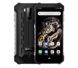 Smartfon / Telefon uleFone Armor X5 Pro 4/64GB Dual SIM LTE czarny