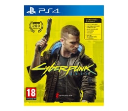Gra na PlayStation 4 PlayStation Cyberpunk 2077