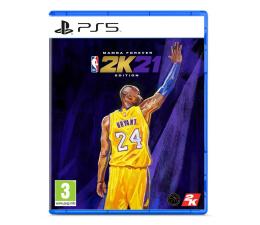 Gra na PlayStation 5 PlayStation NBA 2K21 - Mamba Forever Edition