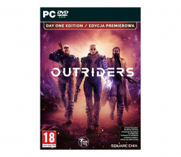 Gra na PC PC Outriders Day One Edition