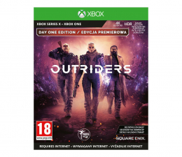 Gra na Xbox One Xbox Outriders Day One Edition