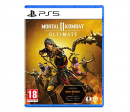 Gra na PlayStation 5 PlayStation Mortal Kombat XI Ultimate