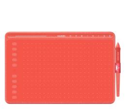 Tablet graficzny Huion HS611 + tilt czerwony