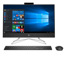 All-in-One HP 24 AiO i5-10400T/16GB/512/Win10 Black
