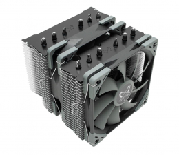 Chłodzenie procesora Scythe Fuma 2 2x120mm