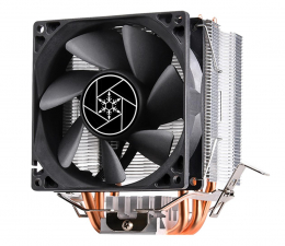 Chłodzenie procesora SilverStone SST-KR02 92mm