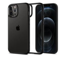 Etui / obudowa na smartfona Spigen Ultra Hybrid do iPhone 12/12 Pro Black
