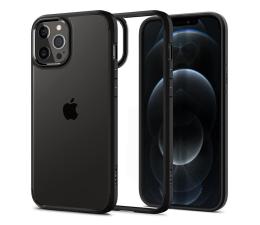 Etui / obudowa na smartfona Spigen Ultra Hybrid do iPhone 12 Pro MAX Black
