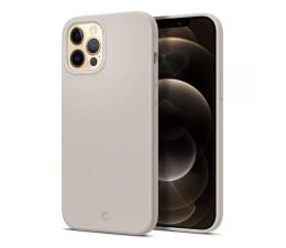 Etui / obudowa na smartfona Spigen Cyrill Silicone do iPhone 12 Pro MAX Stone