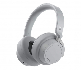 Słuchawki bezprzewodowe Microsoft Surface Headphones 2 Jasnoszary
