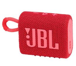 Głośnik przenośny JBL GO 3 Czerwony