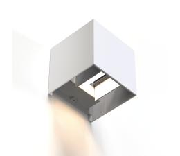 Inteligentna lampa Hama Kinkiet kwadratowy IP44 10cm