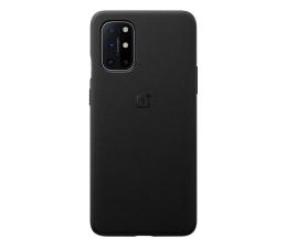 Etui / obudowa na smartfona OnePlus Sandstone Bumper Case do OnePlus 8T czarny