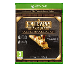 Gra na Xbox One Xbox Railway Empire - Complete Collection