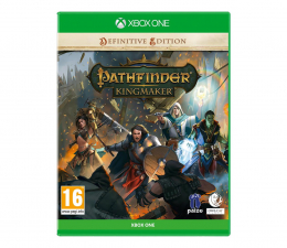 Gra na Xbox One Xbox Pathfinder: Kingmaker - Definitive Edition