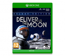Gra na Xbox One Xbox Deliver Us The Moon Deluxe Edition