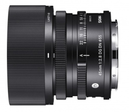 Obiektywy stałoogniskowy Sigma C 45mm F2.8 DG DN (L-MOUNT)