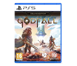Gra na PlayStation 5 PlayStation Godfall Deluxe Edition