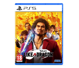 Gra na PlayStation 5 PlayStation Yakuza: Like a Dragon