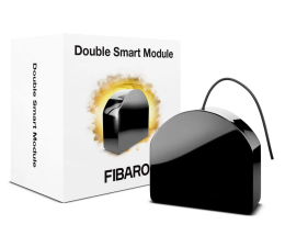 Inteligentny sterownik Fibaro Double Smart Module (Z-Wave)