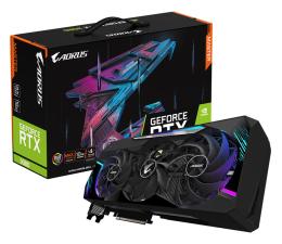Karta graficzna NVIDIA Gigabyte GeForce RTX 3080 AORUS MASTER 10GB GDDR6X