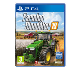 Gra na PlayStation 4 PlayStation Farming Simulator 19