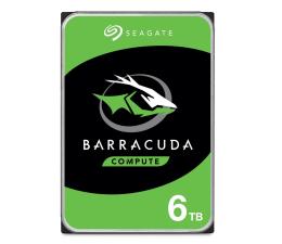 Dysk HDD Seagate BARRACUDA 6TB 5400obr. 256MB