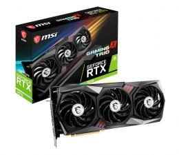 Karta graficzna NVIDIA MSI GeForce RTX 3070 GAMING X TRIO 8GB GDDR6