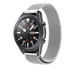 Pasek / bransoletka Tech-Protect Bransoleta Milaneseband do smartwatchy silver
