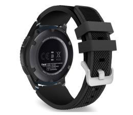 Pasek / bransoletka Tech-Protect Pasek Smoothband do smartwatchy czarny