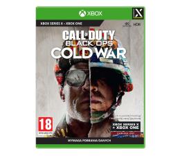 Gra na Xbox Series X Xbox Call of Duty: Black Ops Cold War