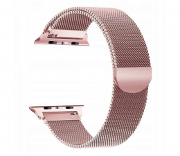Pasek / bransoletka Tech-Protect Bransoleta Milaneseband do Apple Watch rose gold
