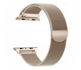 Pasek / bransoletka Tech-Protect Bransoleta Milaneseband do Apple Watch gold
