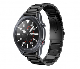 Pasek / bransoletka Tech-Protect Bransoleta Stainless do smartwatchy black