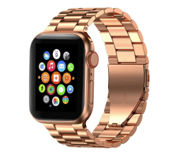 Pasek / bransoletka Tech-Protect Bransoleta Stainless do Apple Watch rose gold