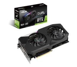 Karta graficzna NVIDIA ASUS GeForce RTX 3070 DUAL 8GB GDDR6
