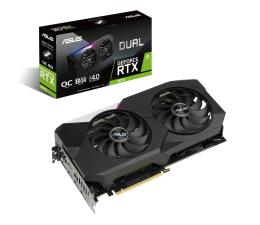 Karta graficzna NVIDIA ASUS GeForce RTX 3070 DUAL OC 8GB GDDR6