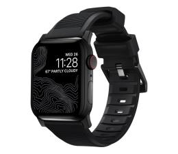 Pasek / bransoletka Nomad Pasek Sportowy Rugged do Apple Watch czarny