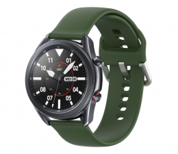 Pasek / bransoletka Tech-Protect Opaska Iconband do Smartwatchy army green