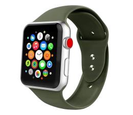 Pasek / bransoletka Tech-Protect Opaska Iconband do Apple Watch army green