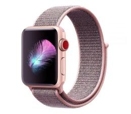 Pasek / bransoletka Tech-Protect Pasek Nylon do Apple Watch pink sand