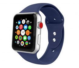 Pasek / bransoletka Tech-Protect Opaska Iconband do Apple Watch midnight blue