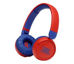 Słuchawki bezprzewodowe JBL JR310BT Czerwono-niebieskie