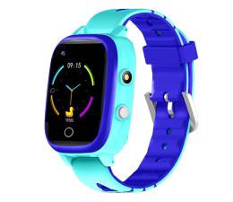 Smartwatch dla dziecka Garett Kids Sun 4G niebieski