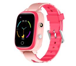Smartwatch dla dziecka Garett Kids Sun 4G różowy