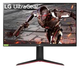 """Monitor LED 32"""" i większy LG 32GN550-B"""